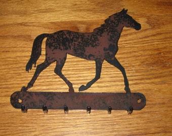 Horse Key Holder Etsy