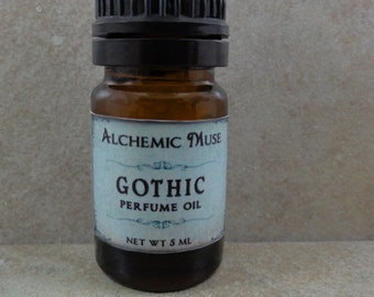 Gothic - Perfume Oil - Limited Edition