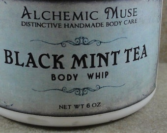 Black Mint Tea - Body Whip - Limited Edition
