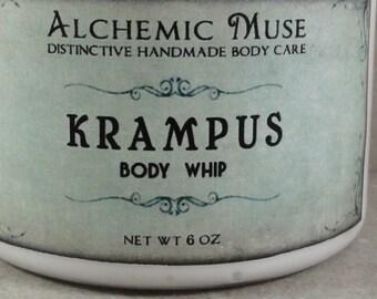 Krampus - Body Whip - Birch Switches, Soft Spice, Caramelized Sugar - Winter Collection