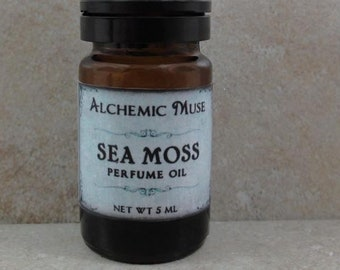 Sea Moss - Perfume Oil - Limited Edition