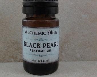 Black Pearl - Perfume Oil - Limited Edition
