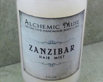 Zanzibar - Hair Mist - Detangler & Styling Primer - Limited Edition