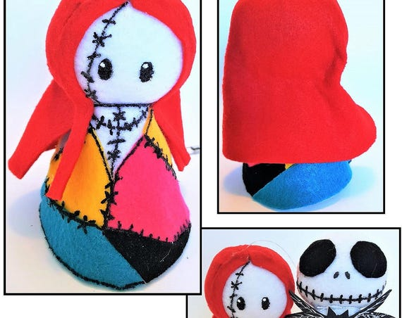 Rag Doll - Plushie - Dumpling - Ornament