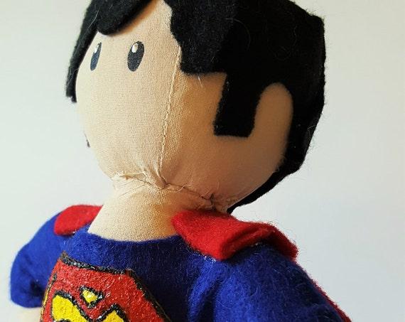 Super Hero Plushie