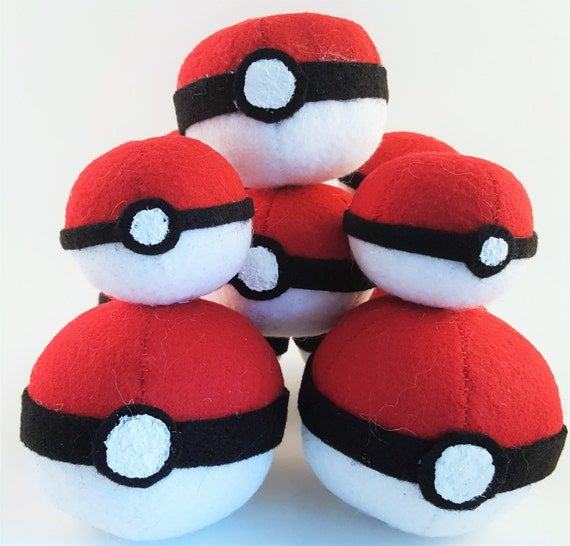 Pocket Creature Ball - Sphere - Plushie