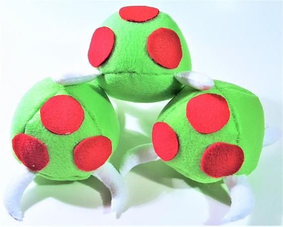 Alien Plushie