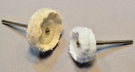 polir bague or dremel