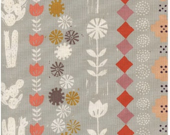 Cotton and Steel- Sunshine- Collage in grey by Alexia Abegg