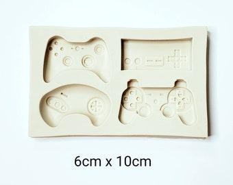 Video Game Controller Silicone Mold