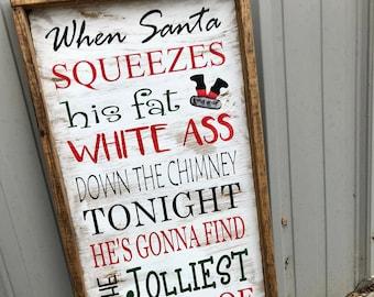 Christmas Signs.Christmas Sign Etsy