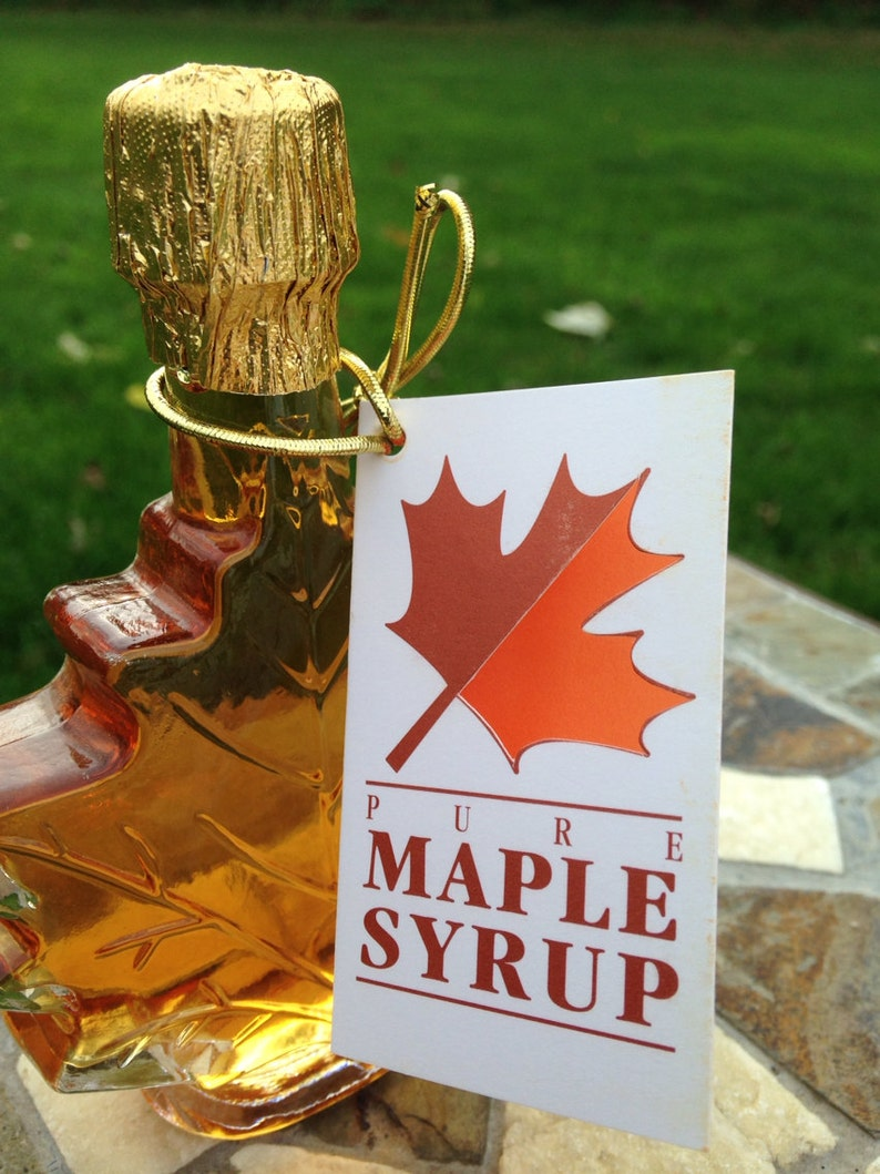 FREE SHIPPING 100% Pure Vermont Maple Syrup in Decorative image 0