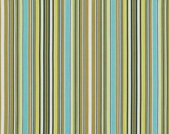 Amy Butler Belle 2013 Release - Oxford Stripe Spruce- 1/2 Yard