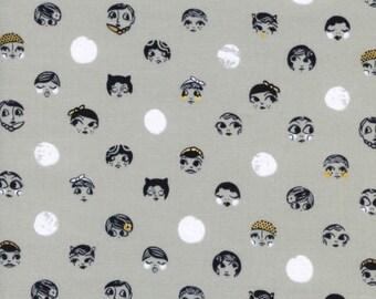 Ladies Night by Sarah Watts for Cotton + Steel Fabrics - 1 Yard