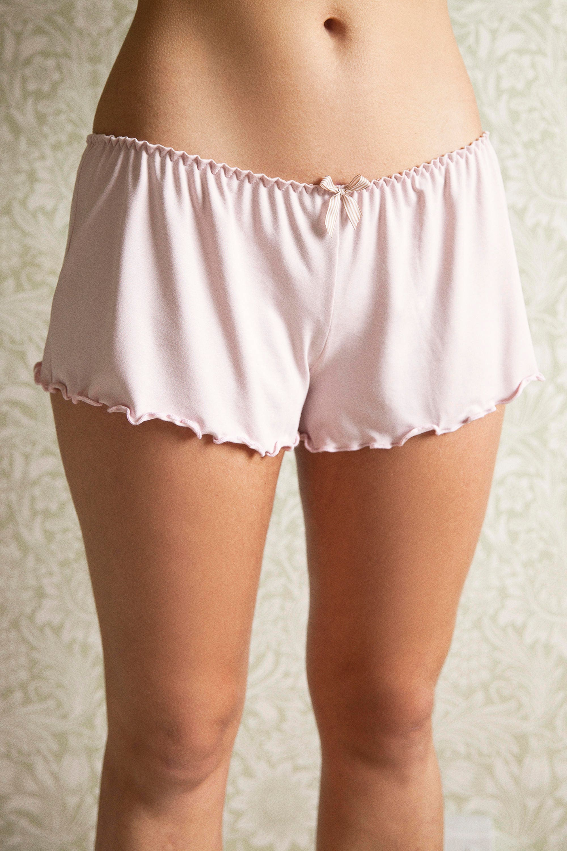 Lingerie pantie shorts sleepover teddy underwear