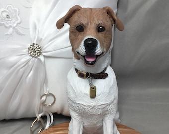 Dog Wedding Cake Topper Cat Pet Animal