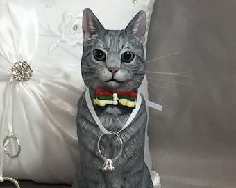 Cat Wedding Cake Topper Dog Pet Animal