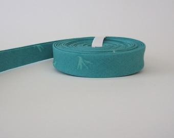 Bias Tape - 1/2 inch Double Fold - Ni Hao Fairies Yu from Art Gallery - 3 yards