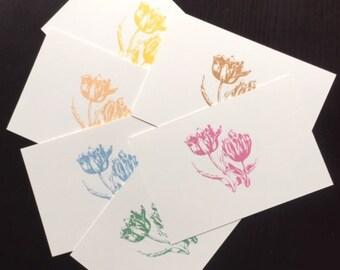 Eco friendly ink/paint Silkscreen sample set