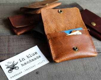 a87e42400a leather card wallet