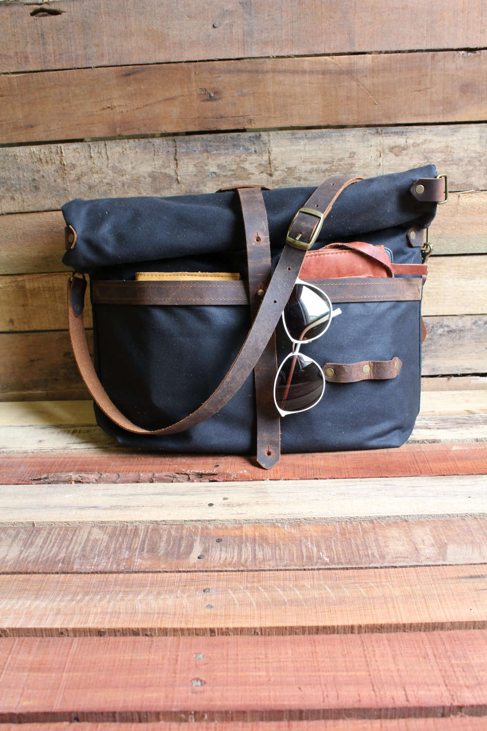 983cb0381dca Waxed Canvas Messenger Bag Waxed Canvas Tote Large Laptop