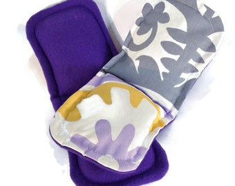 Reusable Heating Pads for Feet, Inserts for Socks or Slippers to Keep Feet Warm, Foot Microwave Heat Packs