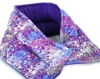 Neck Rice Heating Pad Comfort Pack, Warmie for Neck on Cold Nights