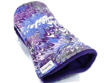 Wrist Heat Wrap - hot/cold wrist pack, wrist warmer, rice flax seed bag, Warmies Pack