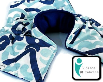Hot Cold Therapy Pack for Neck and Shoulders, Perfect Dad Gift, Fathers Day or Feel Better