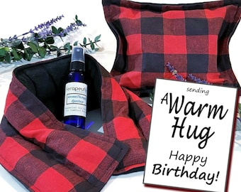 Unique Birthday Gift for Dad or Mom | Gift from Daughter, Son or Children | Birthday Care Package, Relaxation Stress Relief Useful Gift