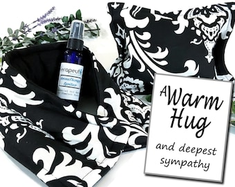 Grief Sympathy Care Package, Sorry for Your Loss Gift, Condolence, Bereavement Loss of Pet or Loved One, Give A Warm Hug
