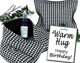 Birthday Gift for Men, Personal Birthday Wish with Card, Give A Warm Hug, Boyfriend Gift, Husband Gift for Birthday