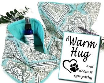 PET SYMPATHY Gift | Pet loss gift | Pet Memorial | Dog sympathy gift | Cat Sympathy | A Warm Hug Care Package