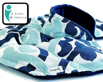 Neck Shoulder Rice Pack for Increased Circulation, Chronic Pain, Severe Neck Pain