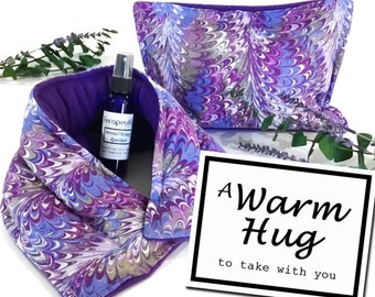 Going Away Gift Set, Moving Gift, A Warm Hug Goodbye Present for Friend, CoWorker, College Student, Neighbor