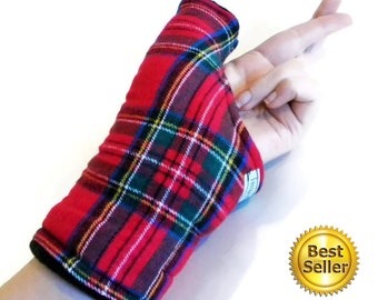 Basal Thumb Arthritis Heat Wrap or Cold Wrap, Pain Relief and Improved Range of Motion and Circulation