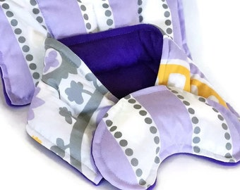 Hot Cold Pack Comfort Kit, Give a Warm Hug with Microwave Heating Pad Gift Set