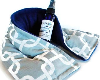 Microwave Heating Pad, Rice bag, Heat pack, Heat Pad, Rice Heating Pad Lavender