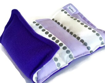 Best Heating Pad Microwavable, Pretty Purple Shoulder Knee Tummy Back Pain Relief