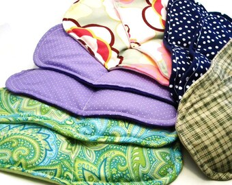 Mixed Lot Microwave Foot Warmers, Under Desk Feet Heating Pads, Corporate Gifts or Resale