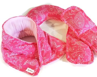 Relax Packs Microwave Heating Pads, Tension Headache Kit, Unwind Gift Set, Clever Calming Care Package.