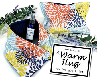 A Warm Hug Motivational Gift Set, New Job Care Package, Inspiration Kit for New Challenge, New Mom Gift
