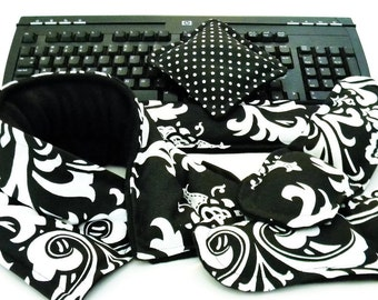 Work Anxiety Therapy Kit, Neck Wrists Feet Warming Pads, New Job Gift Set