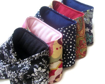 Bulk Hot Cold Therapy Packs Neck Wraps Heat Packs, Unscented or Herbal Aromatherapy Heating Pads, large quantity