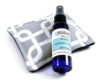 Dream Pillow, Herbal Sleep Pillow with Sleep Spray, Relaxing Chamomile Lavender Sachet, Aromatherapy Pillow Spray