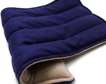 Heat Therapy for Men or Women, Microwave Heating Pad Flannel Soft