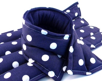 Large Heating Pads, Neck Pillow Wrap, Rice Heating Pad, Microwave Rice Bags, Heat Therapy Packs for Relaxation, Fibromyalgia, Massage, Spa