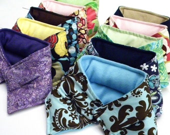 Neck Rice Bags, Bulk Large Quantity for Wedding, Spa Party, Natural Healing Centers