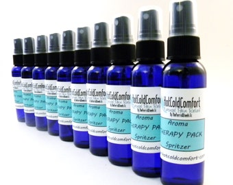 Scented Spritzers for Microwave Heat Packs and Cold Packs, Wholesale, Resale, Bulk,  Scent your Rice Bag Heating Pad, Choose Large Quantity