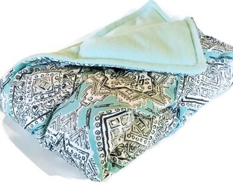 Heating Pad XL Microwave Heating Pack Large Hot Cold Therapy Wrap, weighted heat blanket, rice flax